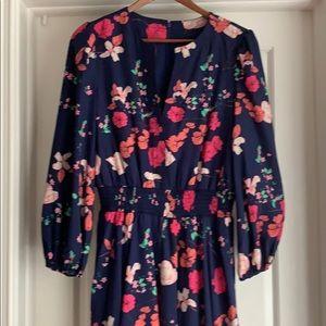 Eliza J. Floral Dress